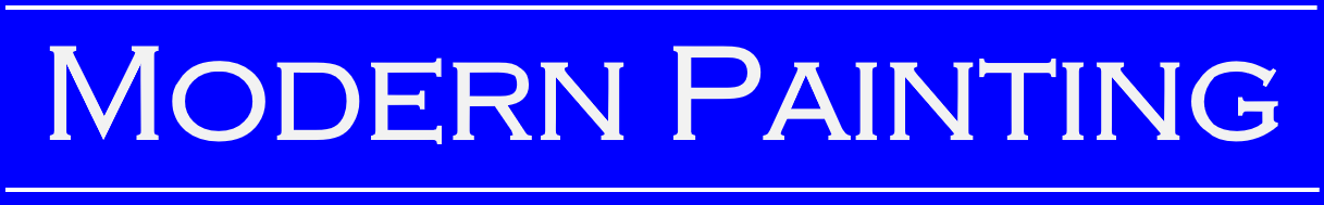 Modern Painting Logo
